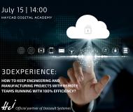 3DEXPERIENCE: Как да продължим да управляваме развойни и производствени проекти дистанционно и да запазим 100% от нашата ефективност?